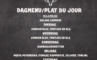 Week 37 menu
